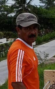 Juan Diaz is the MAN!